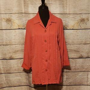 Neiman Marcus Button Up Shirt